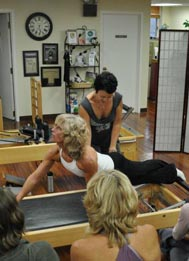pilates workshop